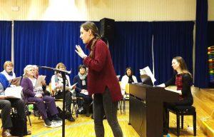 Thursday Rehearsal