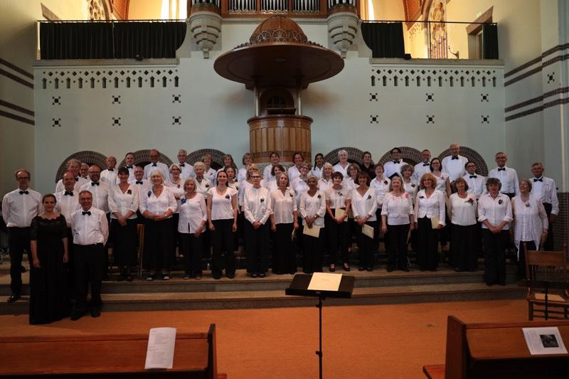 Cecilia International Choir 2019